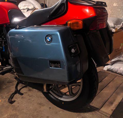 Oryginalne kufry BMW k100 k75 r60 r80  seria k touring pojemniki sakwy