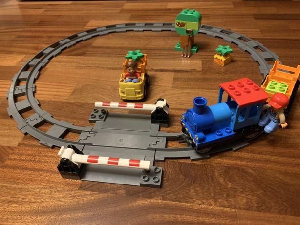 Lego duplo 10810 Ciuchcia Duplo pociąg