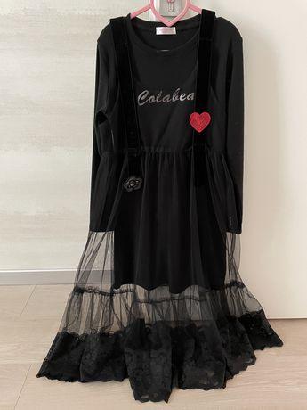 Платье на девочку colabear