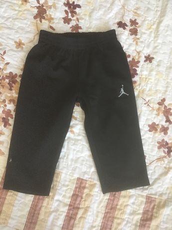 Spodnie czarne Jordan 12 m-cy