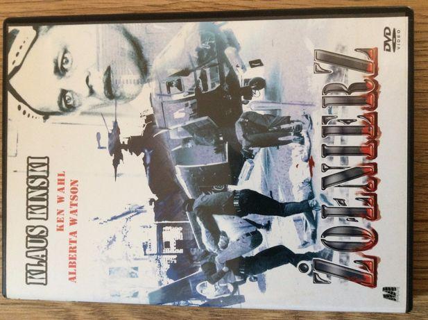 Żołnierz - wyk. Klaus Kinski DVD Lektor PL