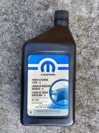 Olej wspomagania układu kierowniczego Mopar Power Steering Fluid +4