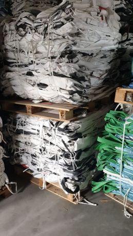 Worki Big Bag Wymiar 100/100/165 bdb stan Używane