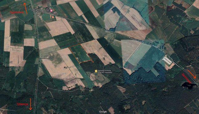 Sprzedam ziemię rolną - 9,52 ha