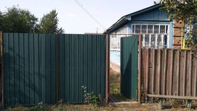 Продам дом в г.Ворожба с газом и отоплением