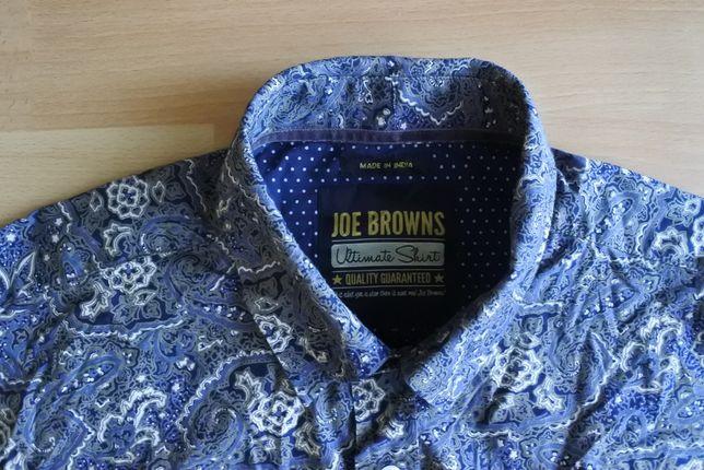 Koszula męska Joe Browns rozmiar M kołnierzyk 39/40 OKAZJA