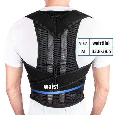 Correção de postura traseira ombro corretor Cinta Coluna costas