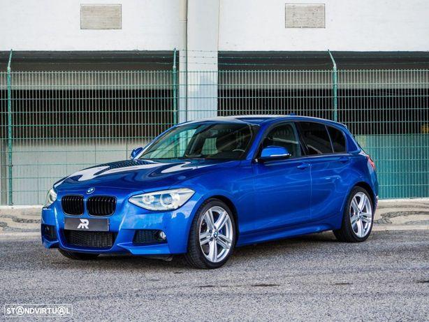 BMW 120 dA Pack M