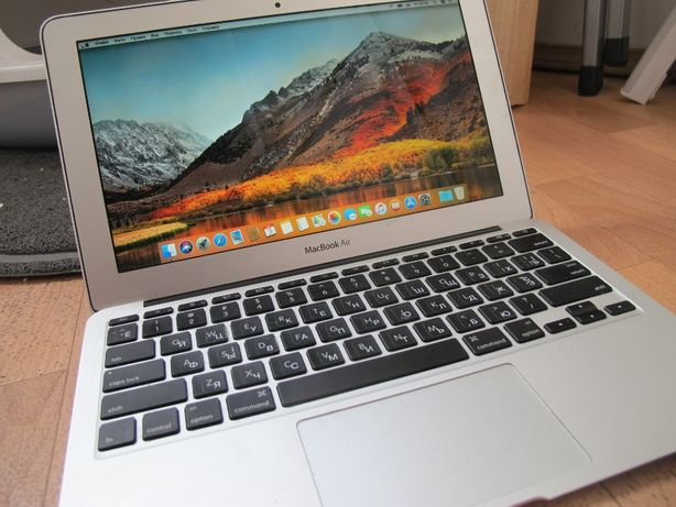 MacBook Air 2013 core i5 SSD-128GB