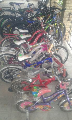 Велосипеды Горные Децкие Дорожные