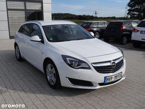 Opel Insignia 2.0CDTI 170KM Lift Serwis Navi Kamera Opłacony