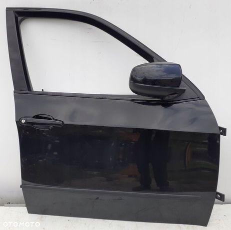 BMW X5 E70 DRZWI PRAWY PRZÓD BLACK SAPPHIRE 08R