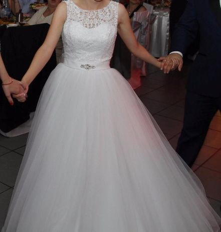 suknia ślubna Afrodyta Davos