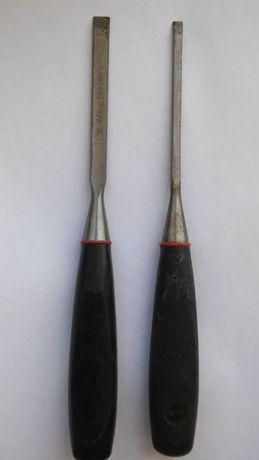 Продам стамески советского качества, немного б/у, прямые, 6мм