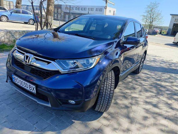 HONDA CR-V EXL 2017 авто під ключ!
