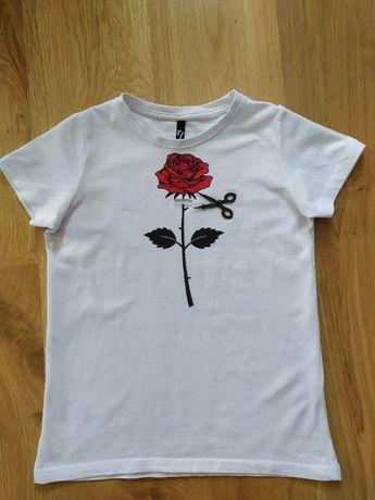 Bluzka t-shirt rozmiar 152 REPORTER