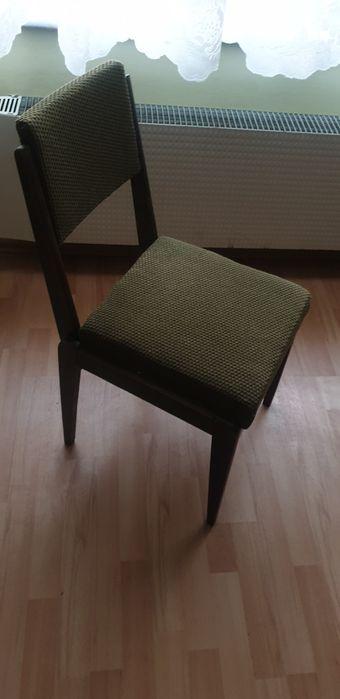 Komplet 6 krzeseł Ostrów Wielkopolski - image 1