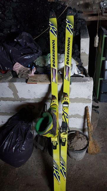 Narty rossignol 7s 198cm kevlar