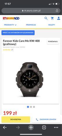 Smartwatch dla dziecka GPS