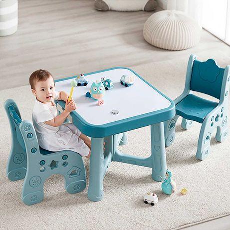 Детский столик и 2 стульчика Poppet Pastel