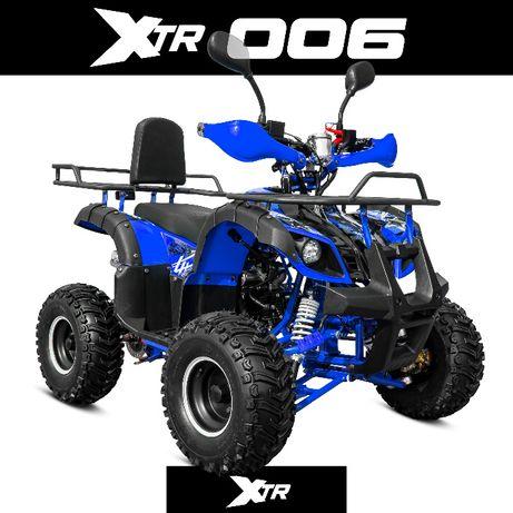 Quad 125 XTR 006/7 PHYTON PRO 125cc Rozrusznik Automat 1+1 dostawa