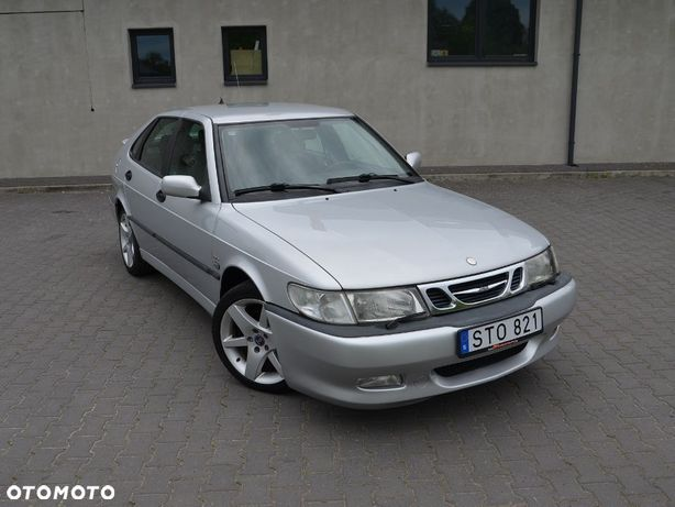 Saab 9-3 2.0 205 KM Aero Turbo Viggen