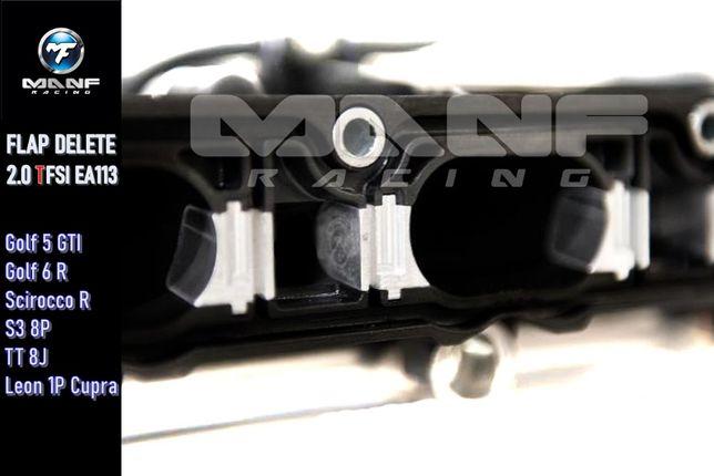 Flap Delete 2.0 TFSI EA113 VW Seat Skoda Audi Eliminar Borboletas