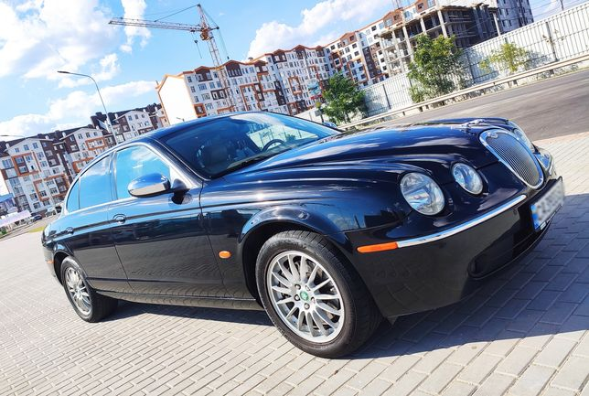 Jaguar S-Type 3.0 AT Executive 2006 продаю
