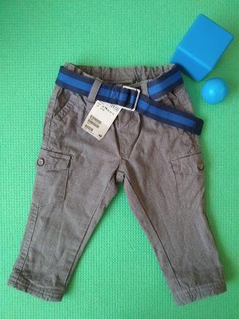Новые брюки , тёплые штаны HМ на малыша