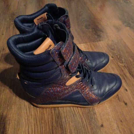Buty Sneakersy Reebok Alicia Keys Wedge r.38