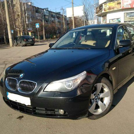 В разборе BMW E60 530D!!