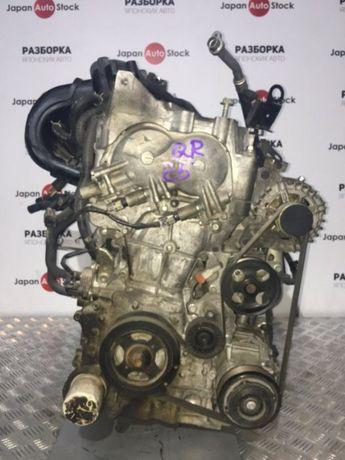 Двигатель Nissan X-Trail T32, Rogue, Altima QR-25 объём 2.5, 2013-2017