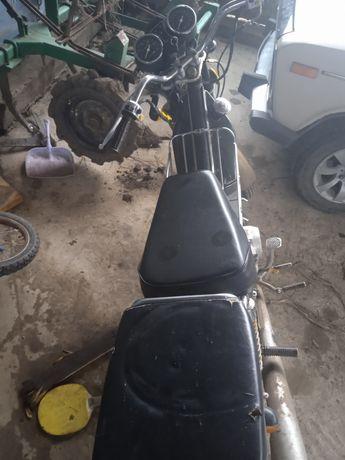 Мотоцикл дельта.