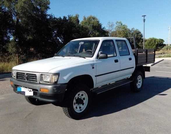 Toyota Hilux 2.4d 4x4 pick up  1996