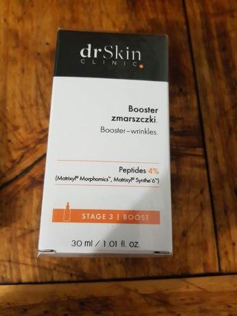 DR Skin Clinic booster zmarszczki, 4% Peptydy