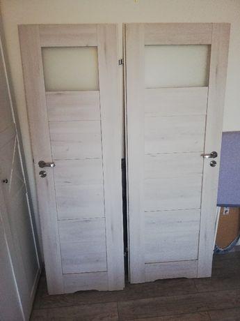 Drzwi wewnętrzne lewe i prawe
