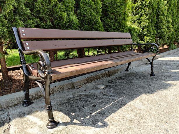 Ławka parkowa ogrodowa wiedeńska