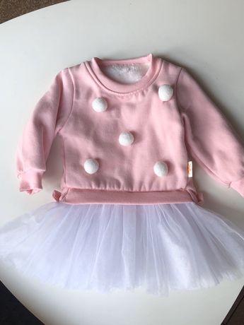 Свитшот платье на 1 год