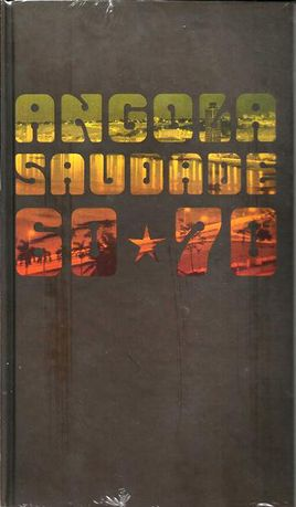 Colectânea de 4 CD's Angola Saudade 60-70