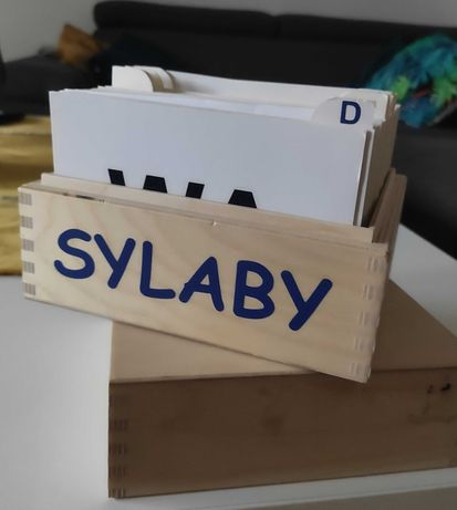 Sylaby logopedyczne