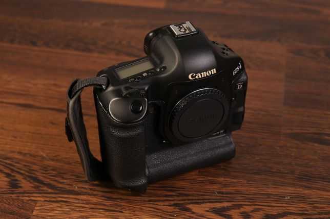 Canon EOS 1D Mark IV