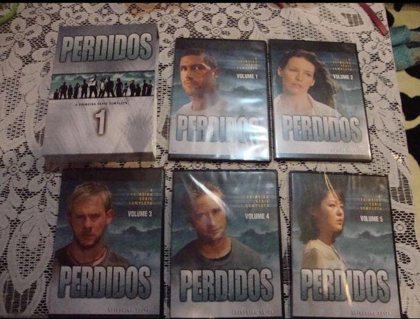 DVD's os perdidos nova