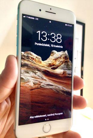 iPhone 8 Plus 64GB Świetny stan!!!