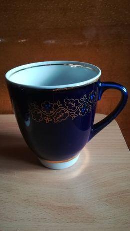 Чашка кобальтовая