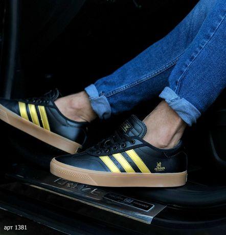 Кроссовки Adidas Skaterschuhe Black 41,42,43,44,45 Кросівки