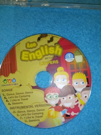 Cd angielski nauka Leo English