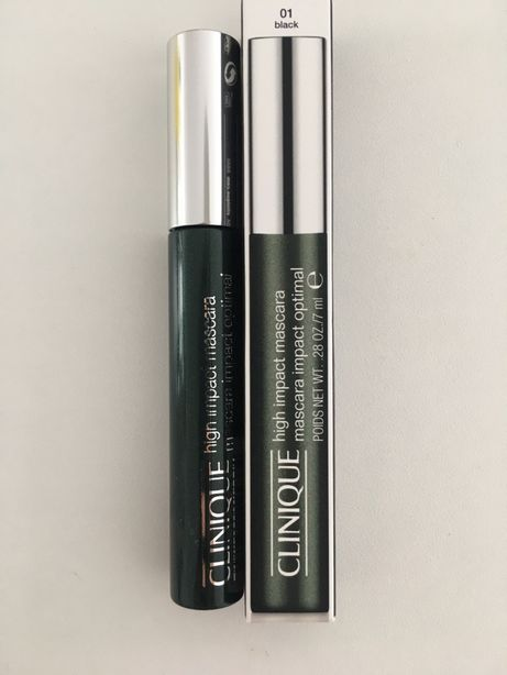 Nowy tusz do rzęs Clinique high impact mascara