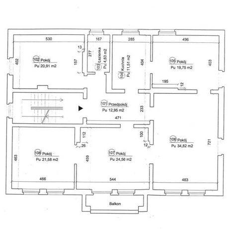 Grunwald - 151m2, biura, ul. Iłłakowiczówny, 3800zł + media