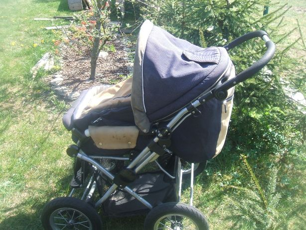 wózek dziecęcy wózek dla dziecka 2w 1 niemiecki !