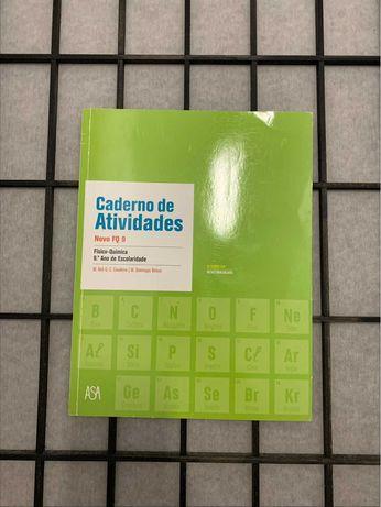 Caderno de Atividades 9º ano Físico-Química
